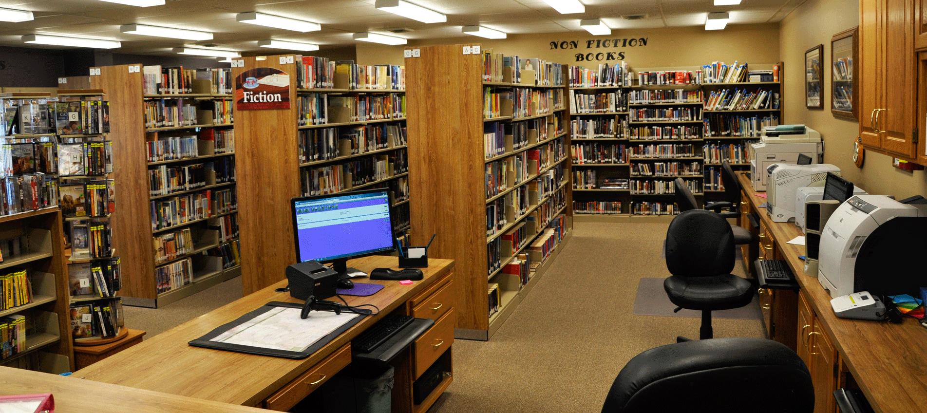 inwood public library